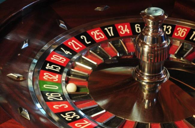 Roulette is often played on fixed odds betting terminals