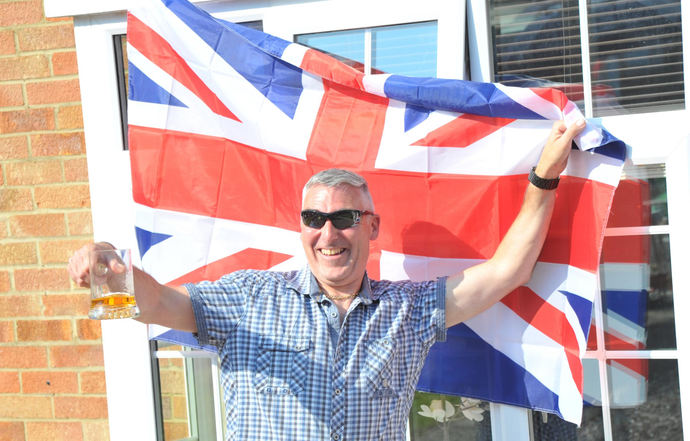YOUR PICTURES: Celebrating the royal wedding in Swindon - and Windsor