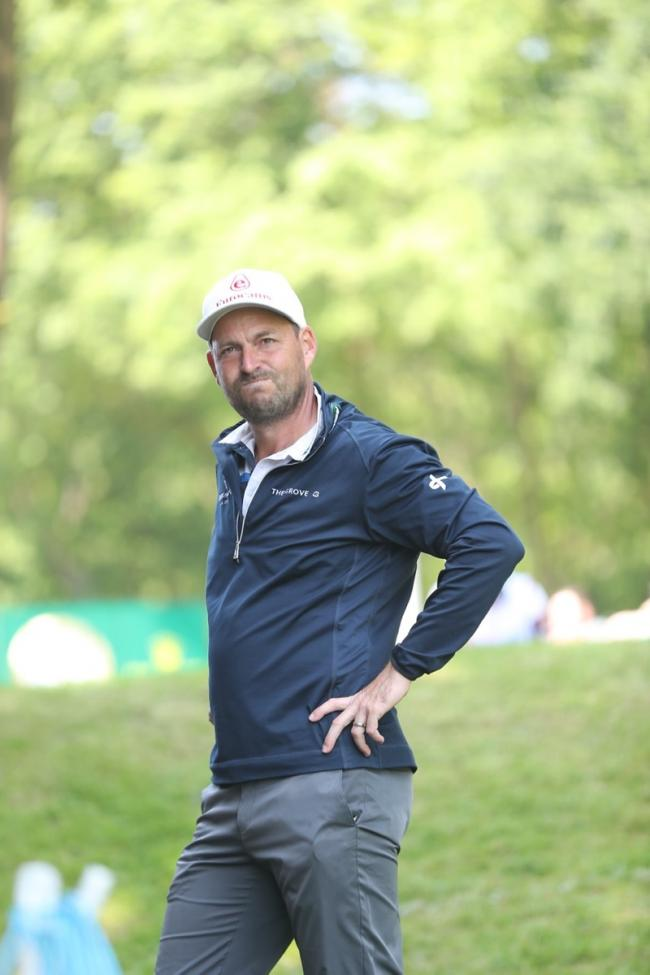 GOLF: Howell makes difficult start to China Open