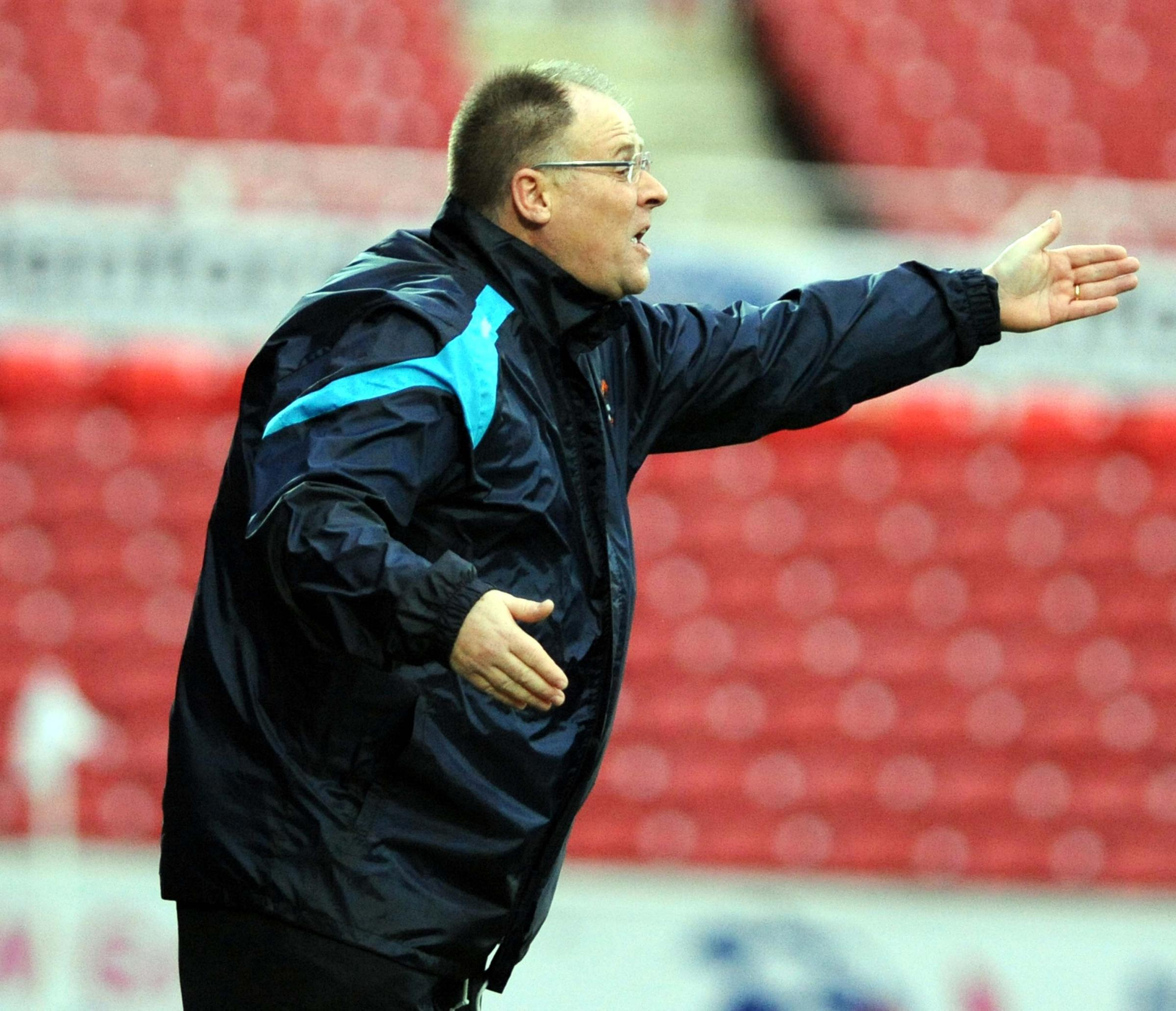 New Swindon Town assistant manager Neil McDonald