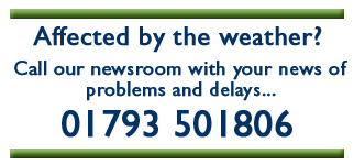 Swindon Advertiser: Weather hotline