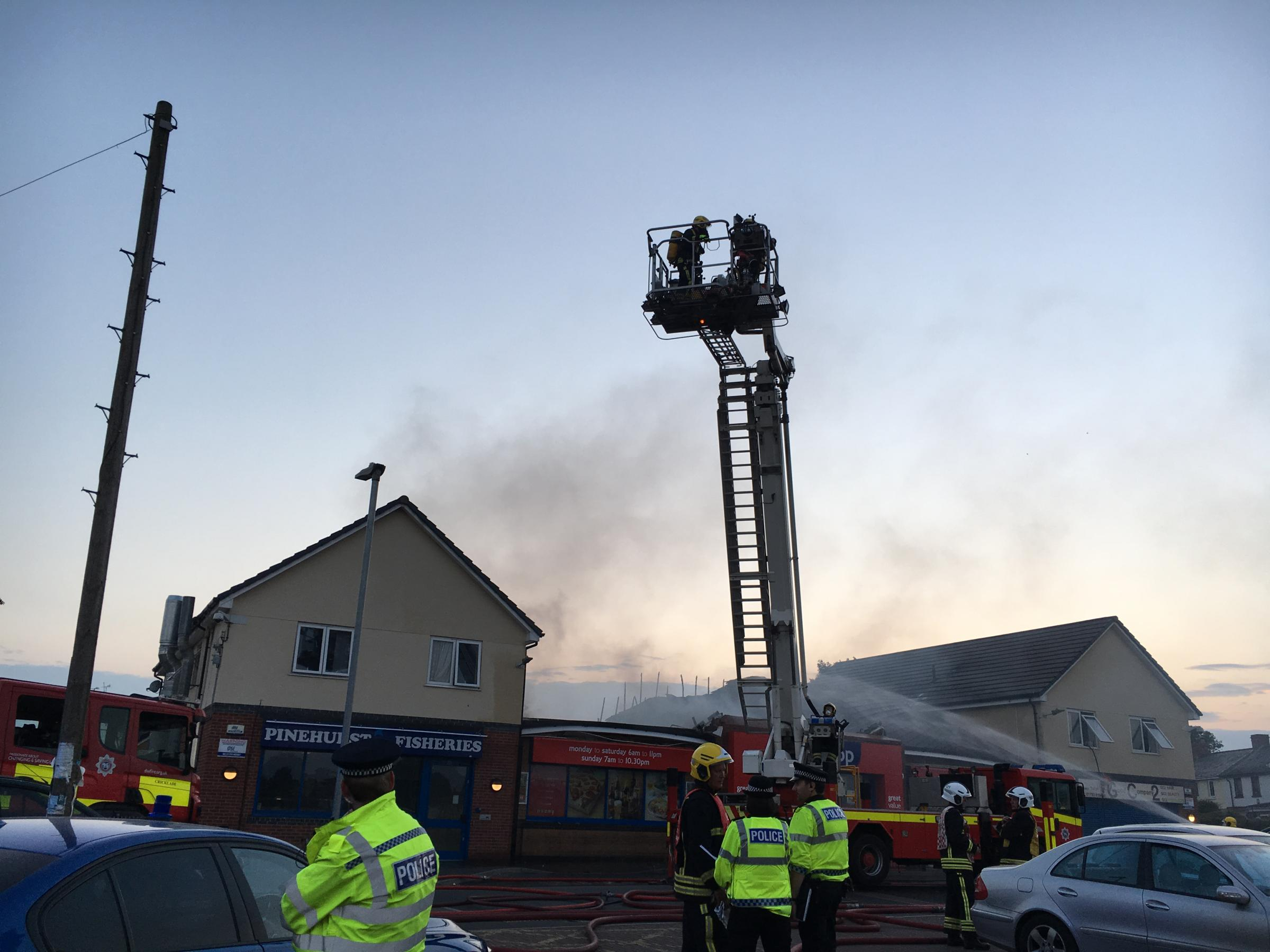 APPEAL: Police ask for witnesses to come forward after One Stop fire