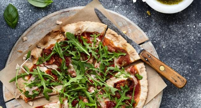 The Green Vegan Fancy A Pizza Swindon Advertiser