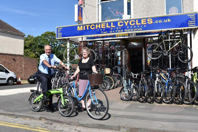 Image result for mitchell cycles