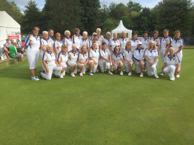 Wiltshire's beaten finalists in the Johns Trophy at Leamington