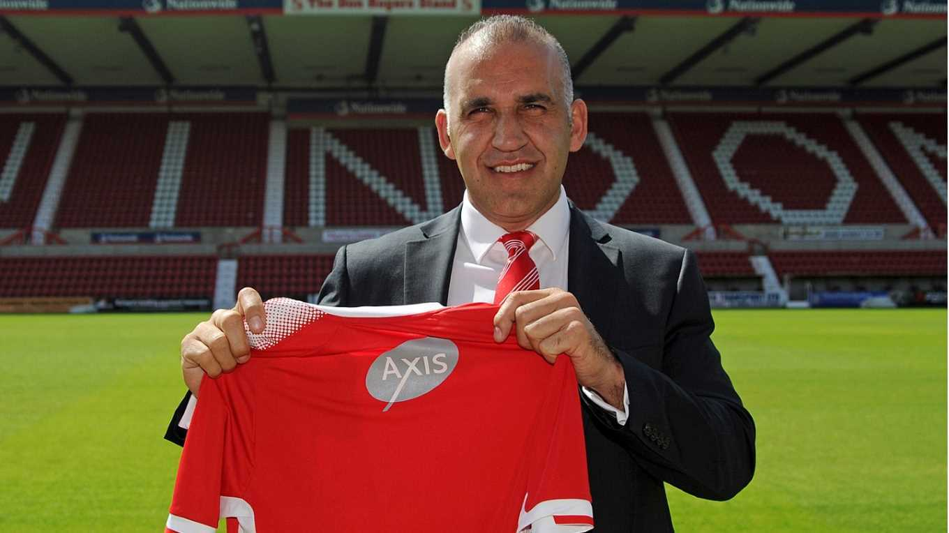 Swindon Town non-executive vice-chairman Clem Morfuni. Picture: SWINDON TOWN FC
