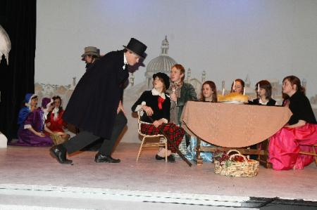 Empire Theatre Company - Scrooge!