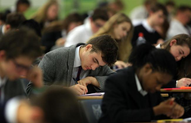 Children looked after by Swindon Borough Council struggle to achieve the same GCSE results as their peers