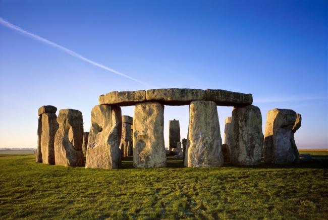 Men who smuggled themselves in coach luggage compartment arrested at Stonehenge