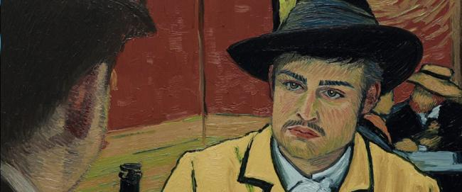 Loving Vincent at the Swindon Arts Centre