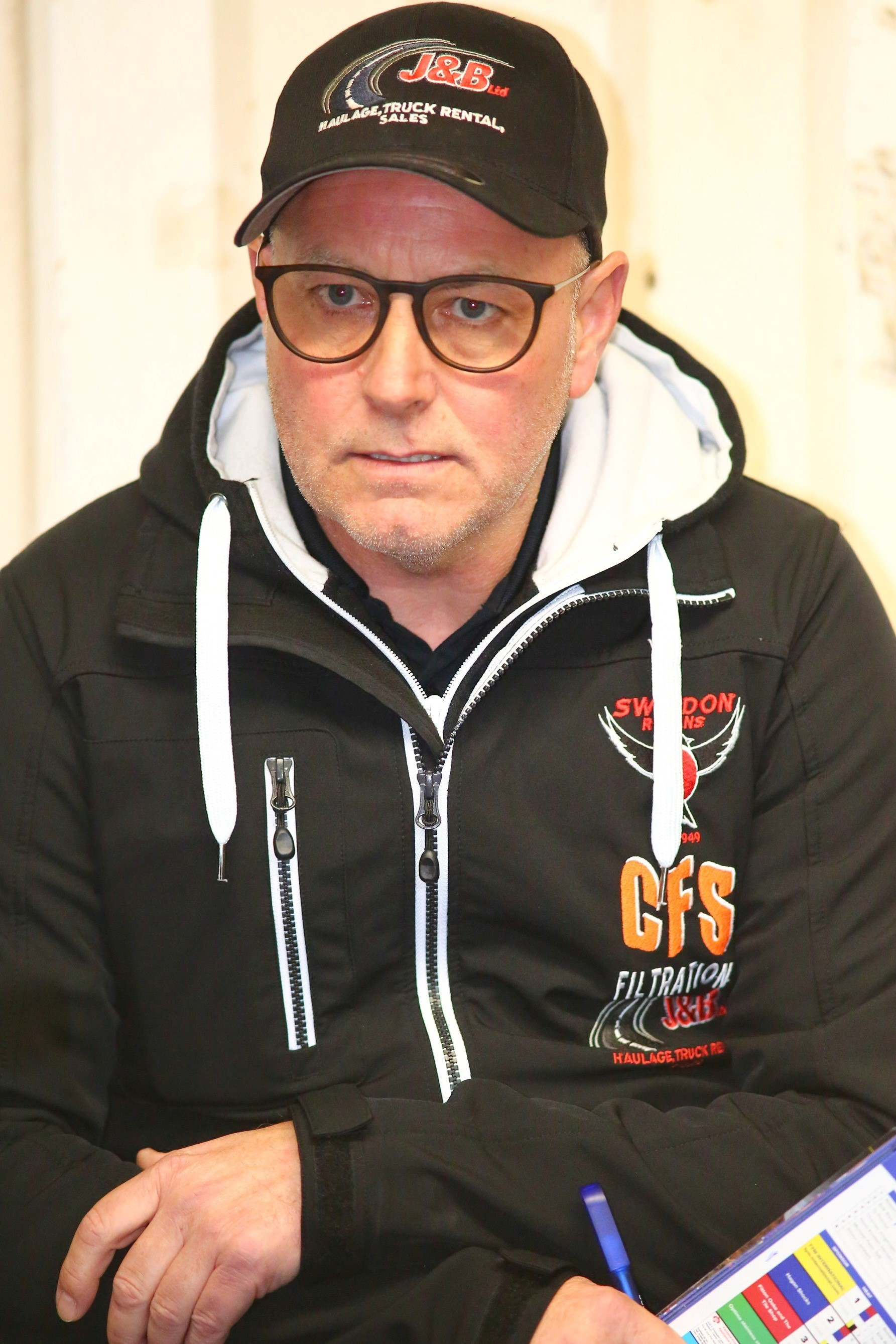 Swindon Robins team boss Alun Rossiter