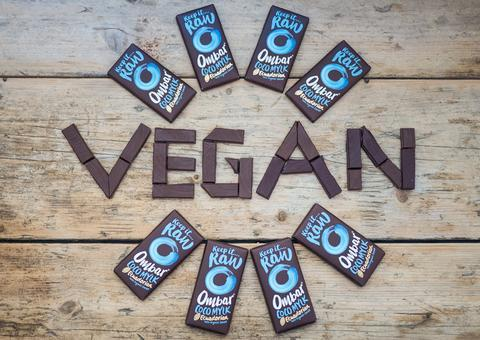 Ombar vegan chocolate