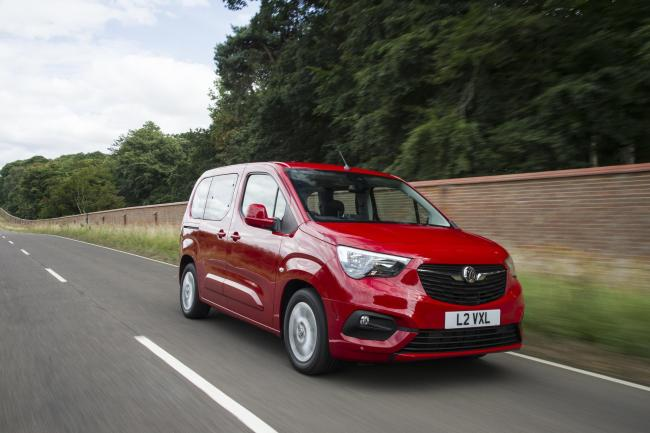 The Vauxhall Combo