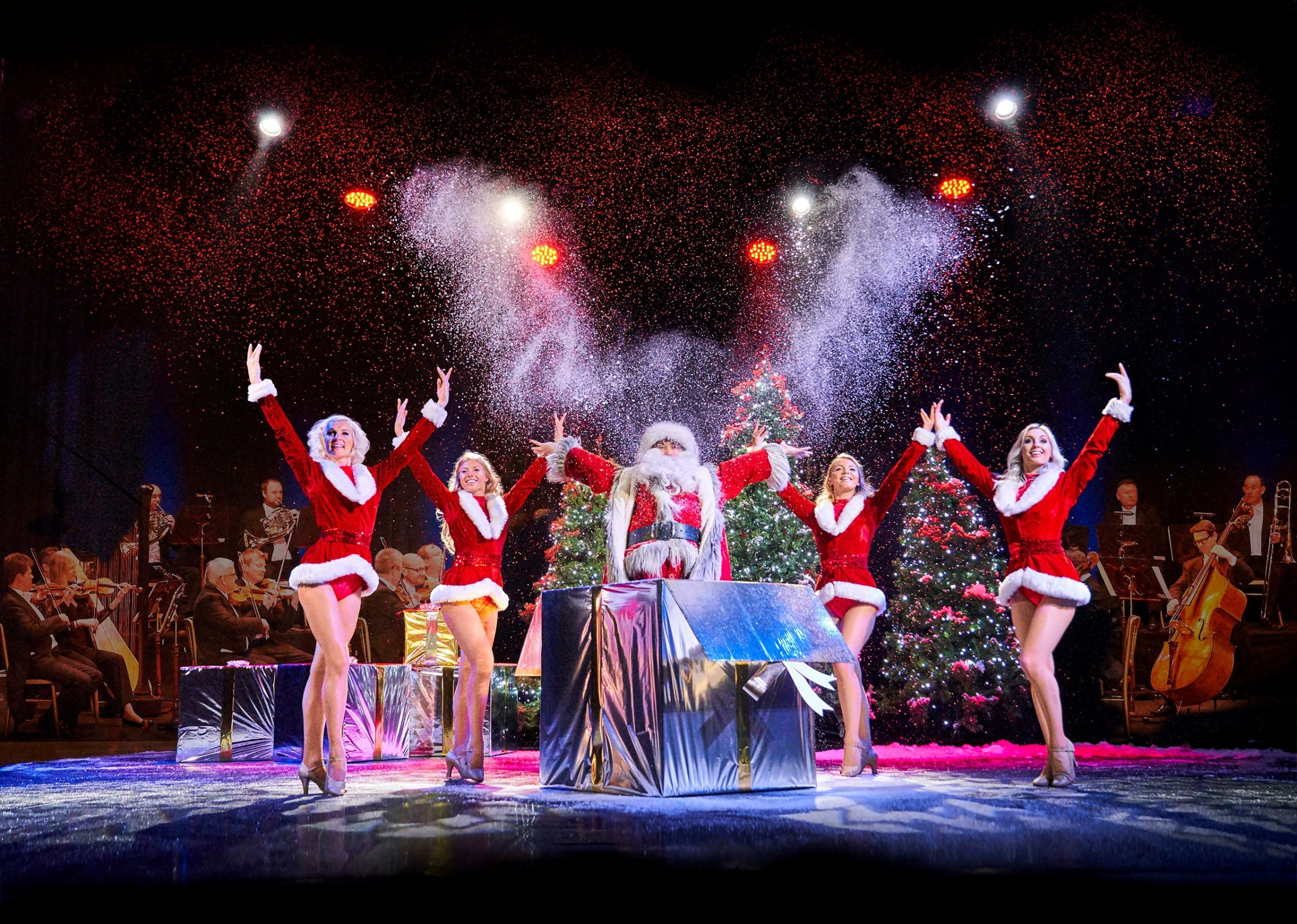 Christmas Spectacular at London Palladium