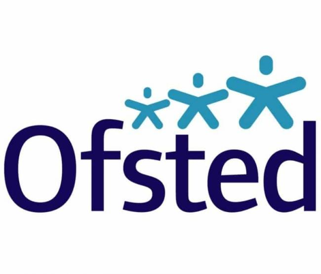 Ofsted report issued.
