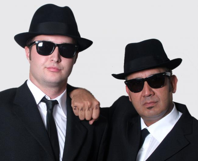 Chicago Blues Brothers are at Swindon s Wyvern Theatre on Sunday ... 9ad6df51dc3