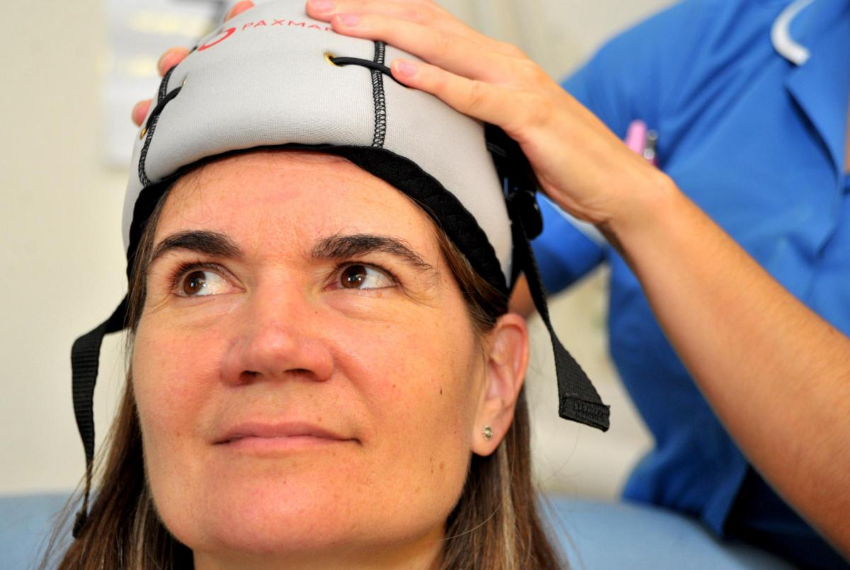 Gwhs New Cancer Cooling Caps Will Stop Chemo Hair Loss Swindon