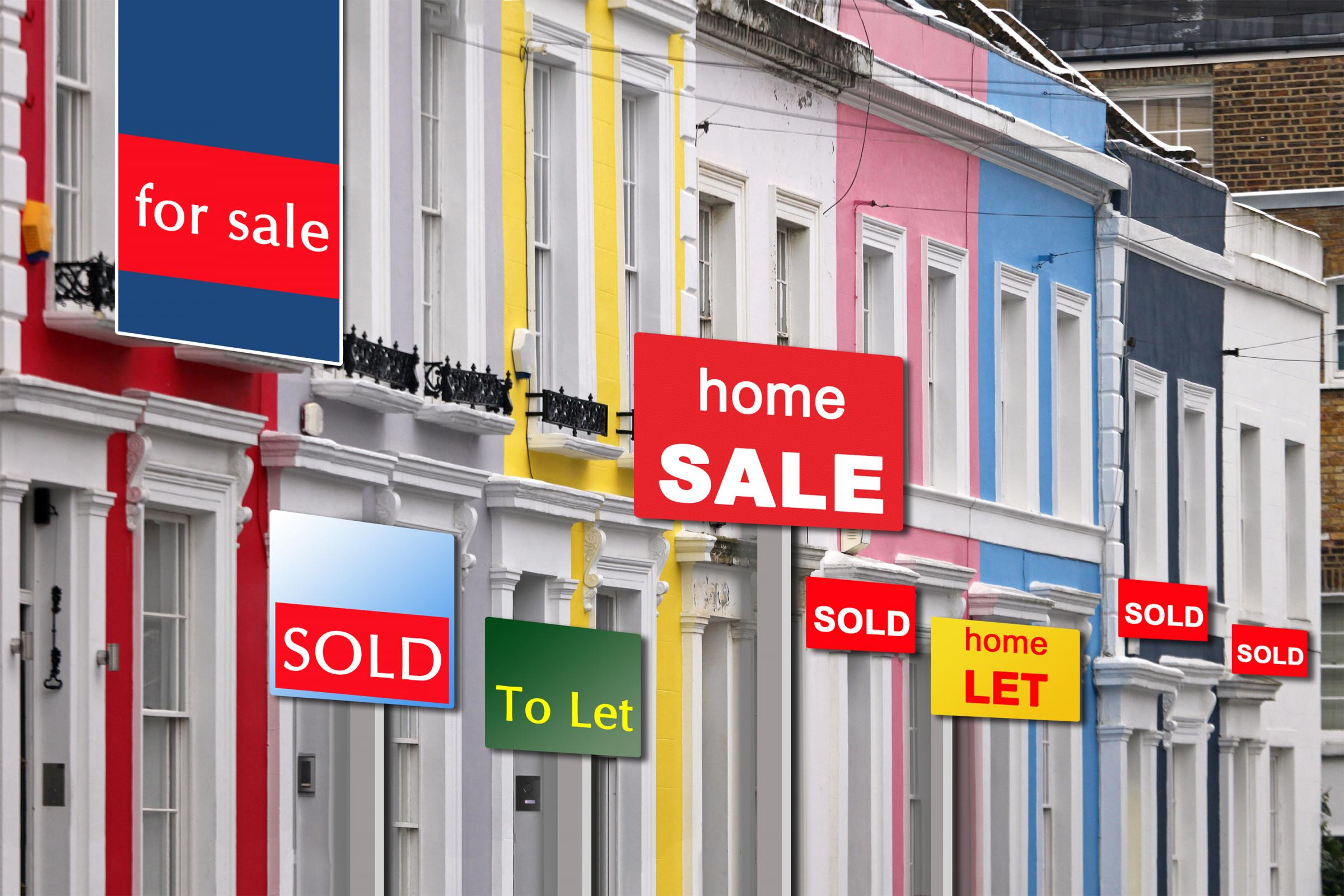 September saw a 20 per cent increase in available property for sale in London. In Kensington & Chelsea available property almost doubled.
