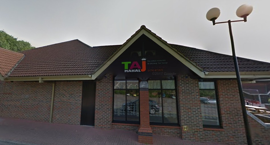 Immigration officers say they found four staff at the Taj Mahal at Shawridge Leisure Centre to be working illegally. The restaurant could lose its licence