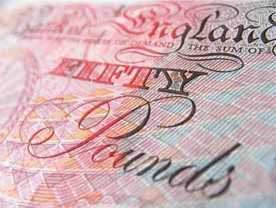 Fake £50 notes have been spotted in Wootton Bassett