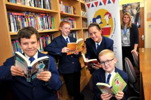 Young book worms set to celebrate Swindon Youth Festival of Literature Read more here...