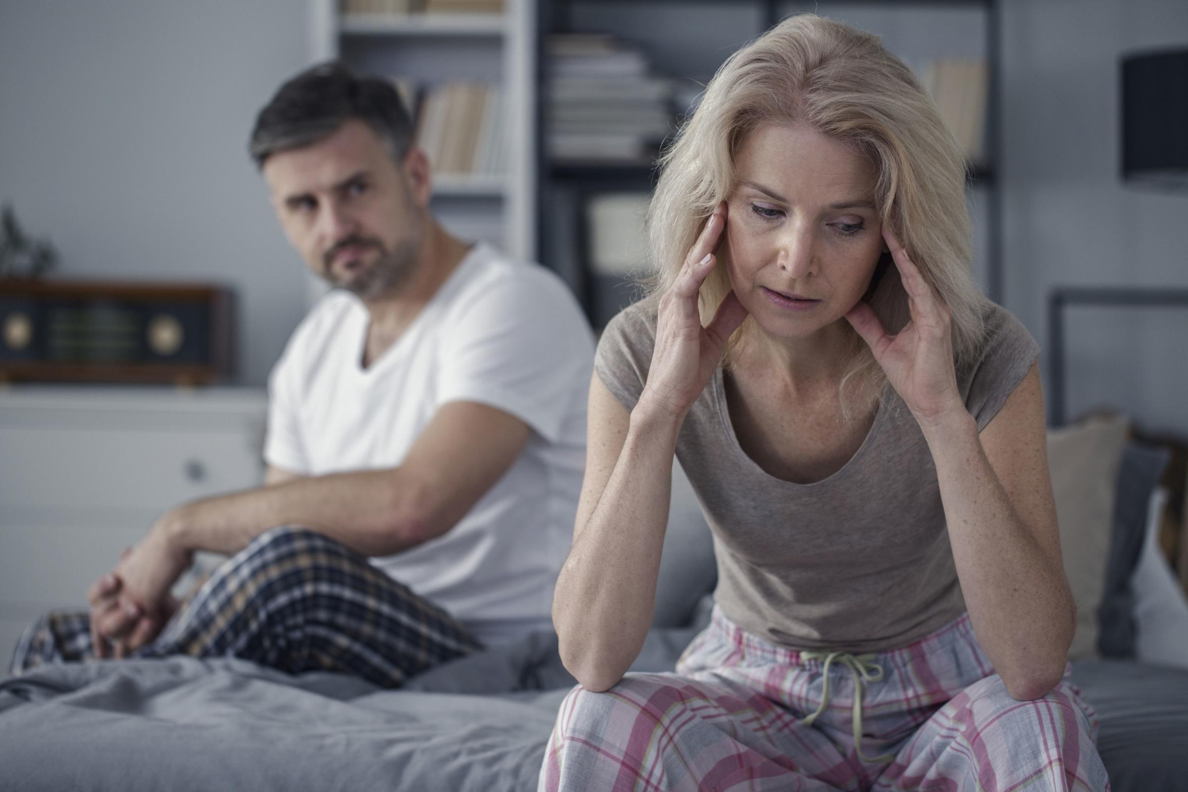 Ask Fiona: my husband says he no longer loves me