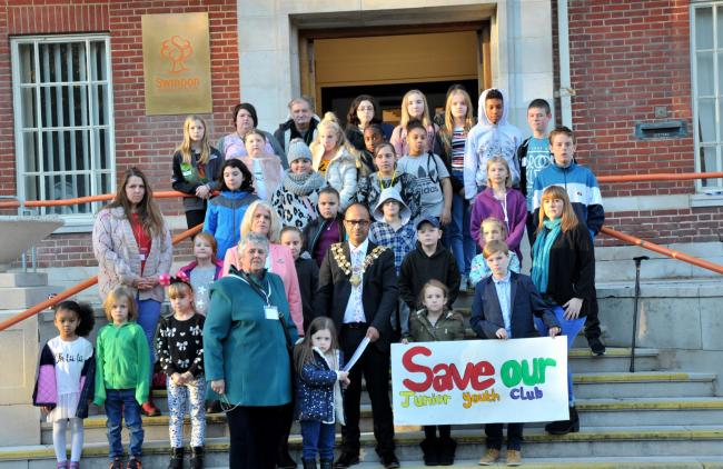 Toothill Farm Youth Club is saved - councillors promise a