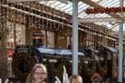 The Swindon Designer Outlet has been turned into a Winter Wonderland.