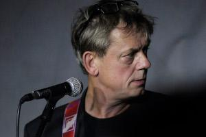 It would be the elephant in the room if I didn't slip into character, admits comedian Graham Fellows. Read more here