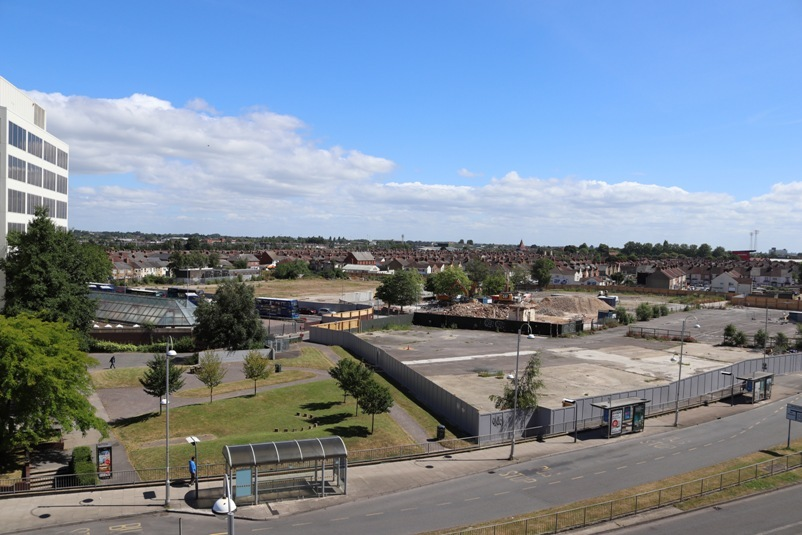 The Kimmerfields regeneration site