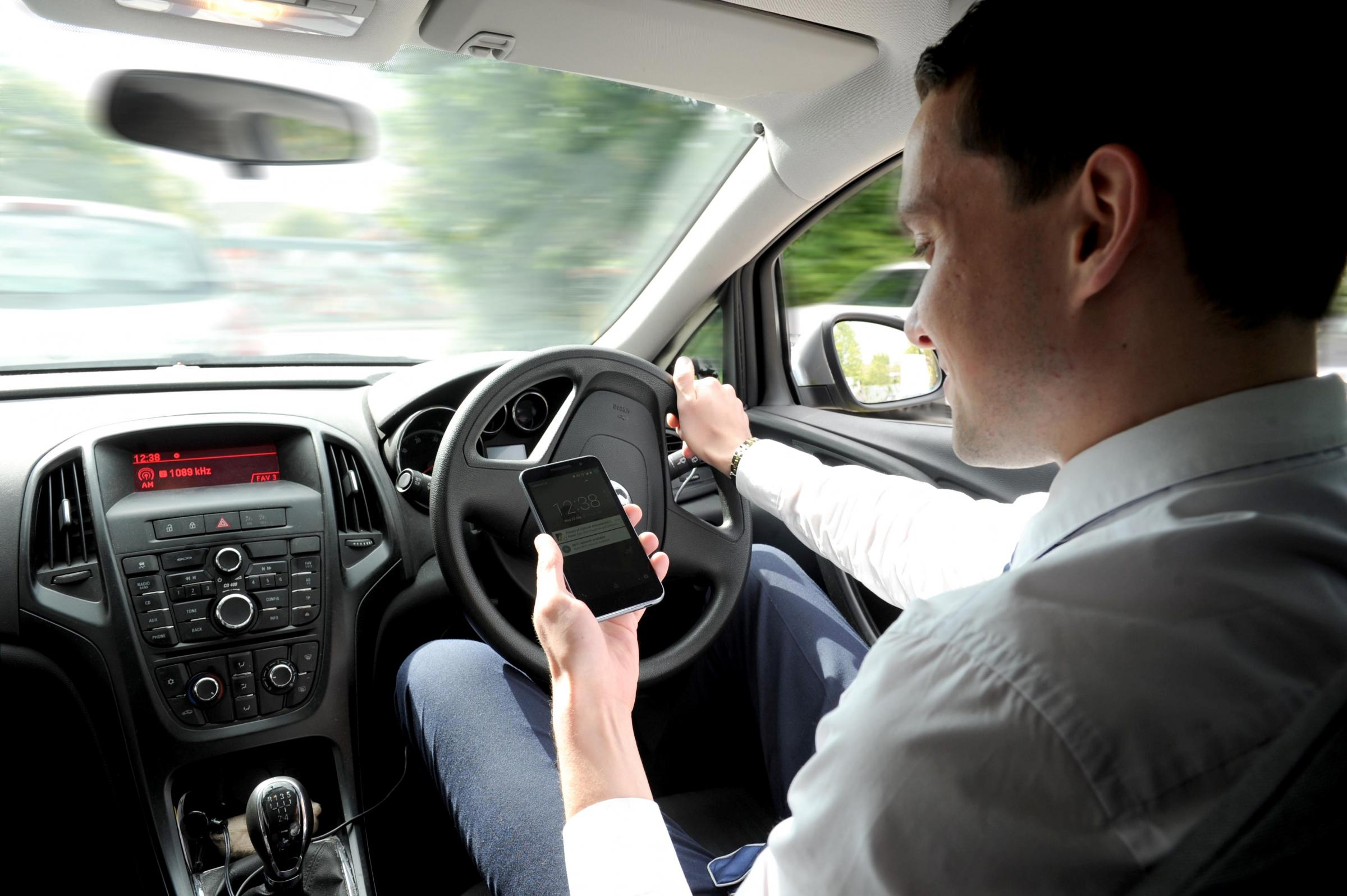 The whole truth about using your mobile phone in your car