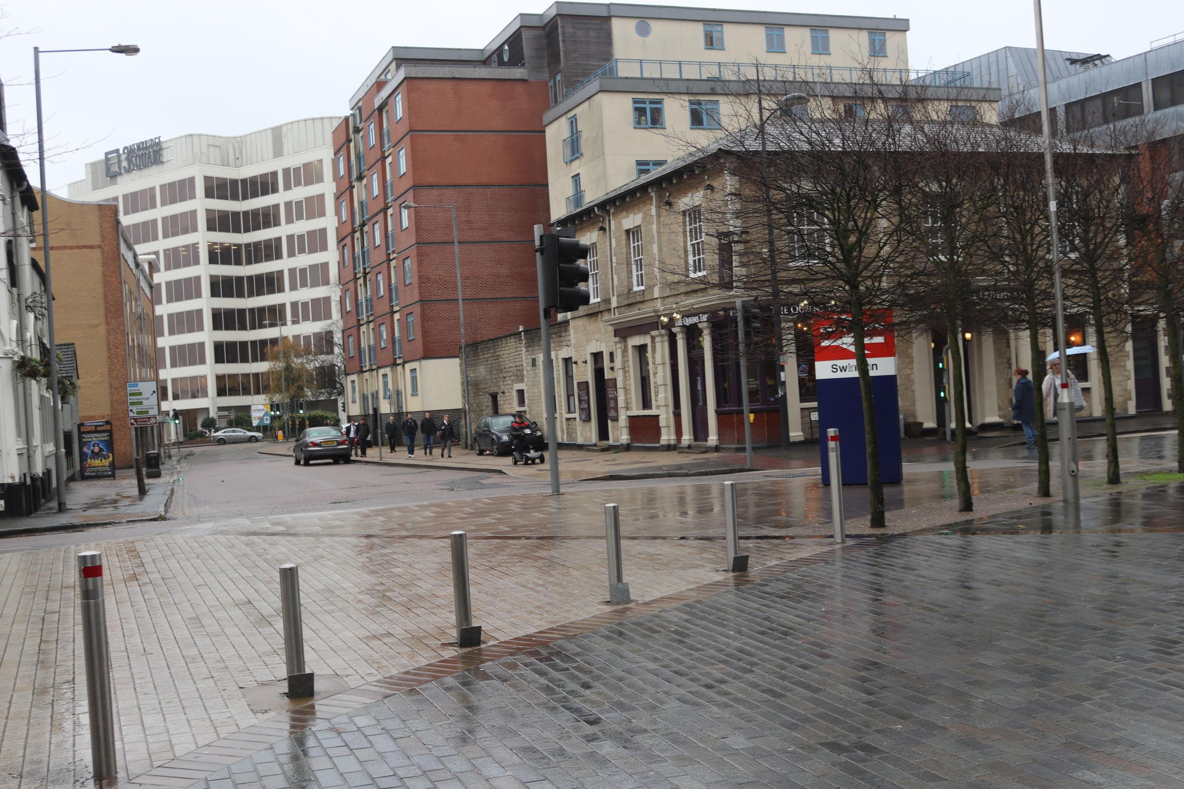 The council is looking to revamp Wellington Street