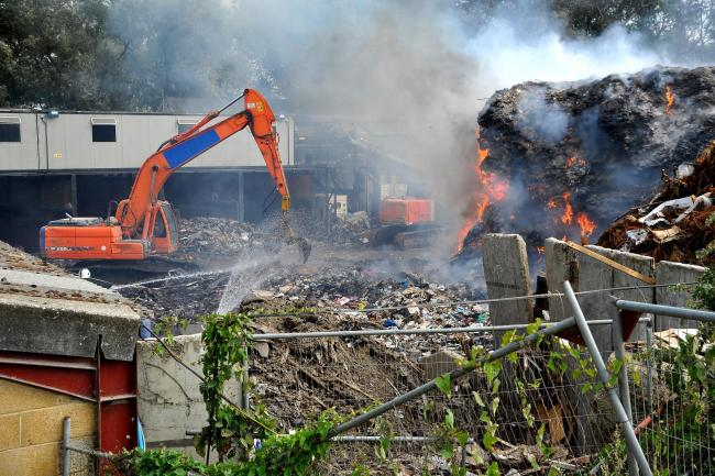 Car recycling business greenlit for former Averies fire site