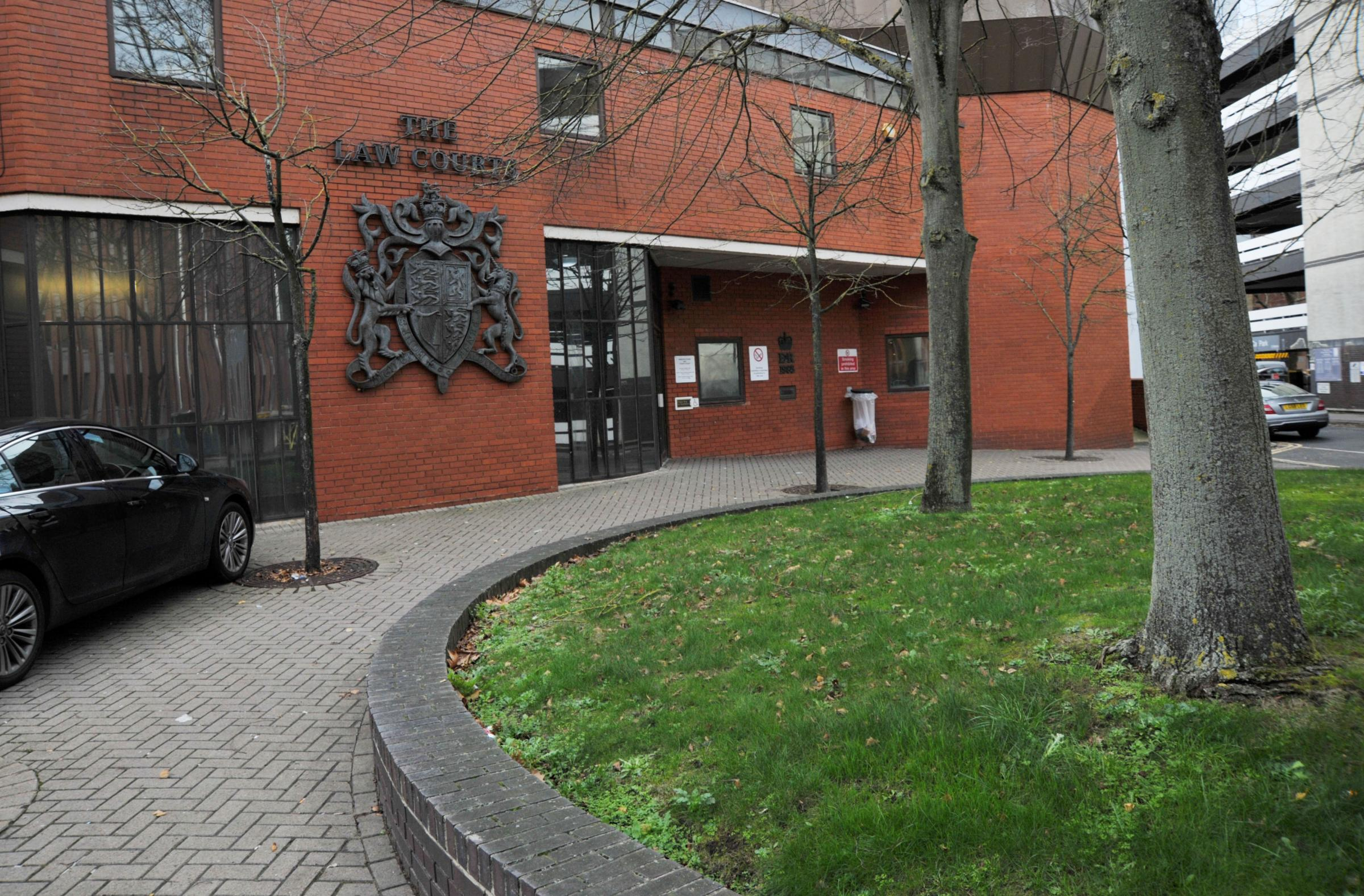 The Crown Court in Swindon.