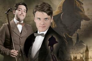 Games afoot for Sherlock Holmes in Swindon Read more here