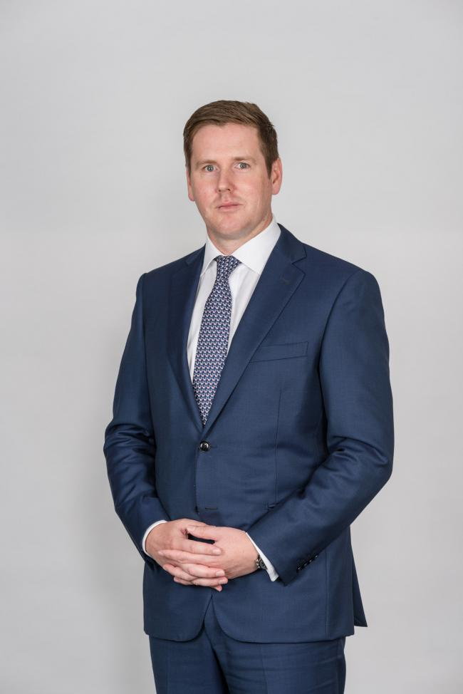 New head of corporate banking for HSBC South West Daniel Felton
