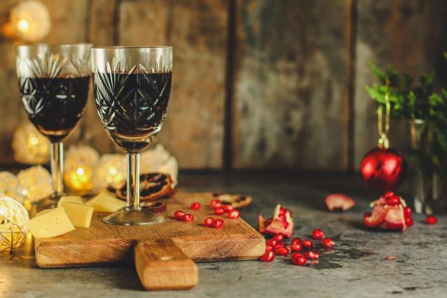 A Generic Photo of glasses of port at end of festive meal. See PA Feature DRINK Sweet Fortified. Picture credit should read: PA Photo/thinkstockphotos. WARNING: This picture must only be used to accompany PA Feature DRINK Sweet Fortified.