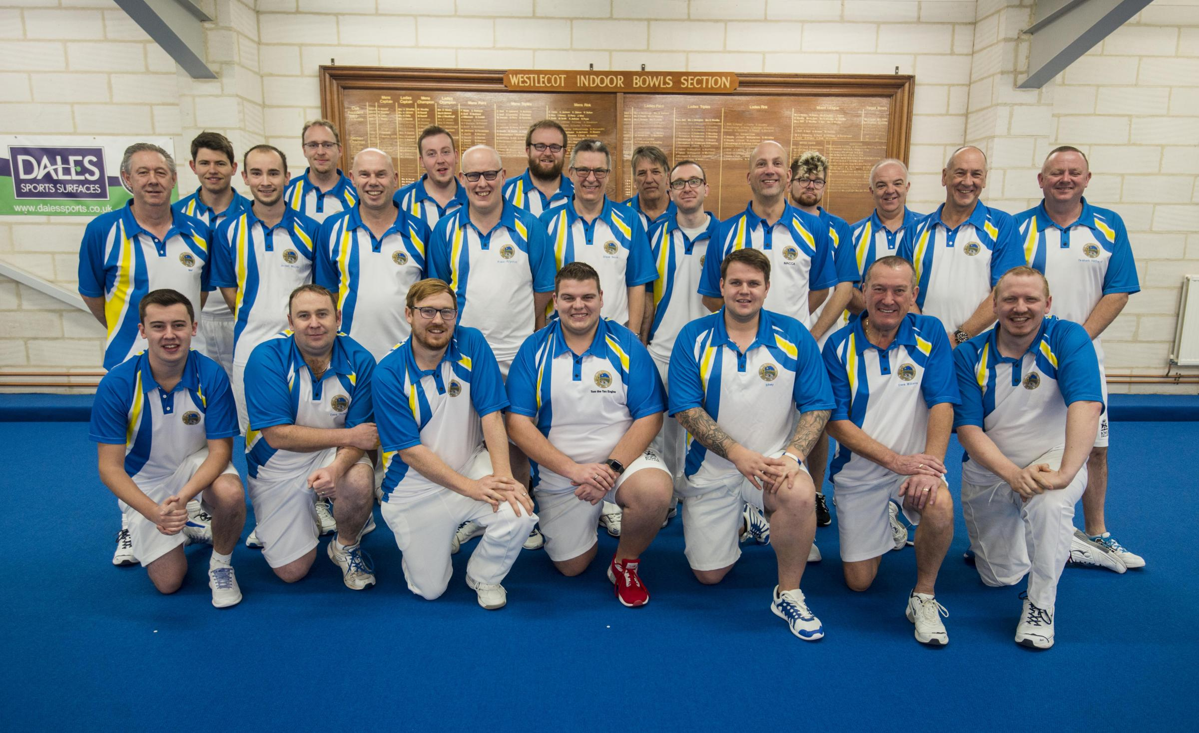 BOWLS: Top Club joy for Westlecot