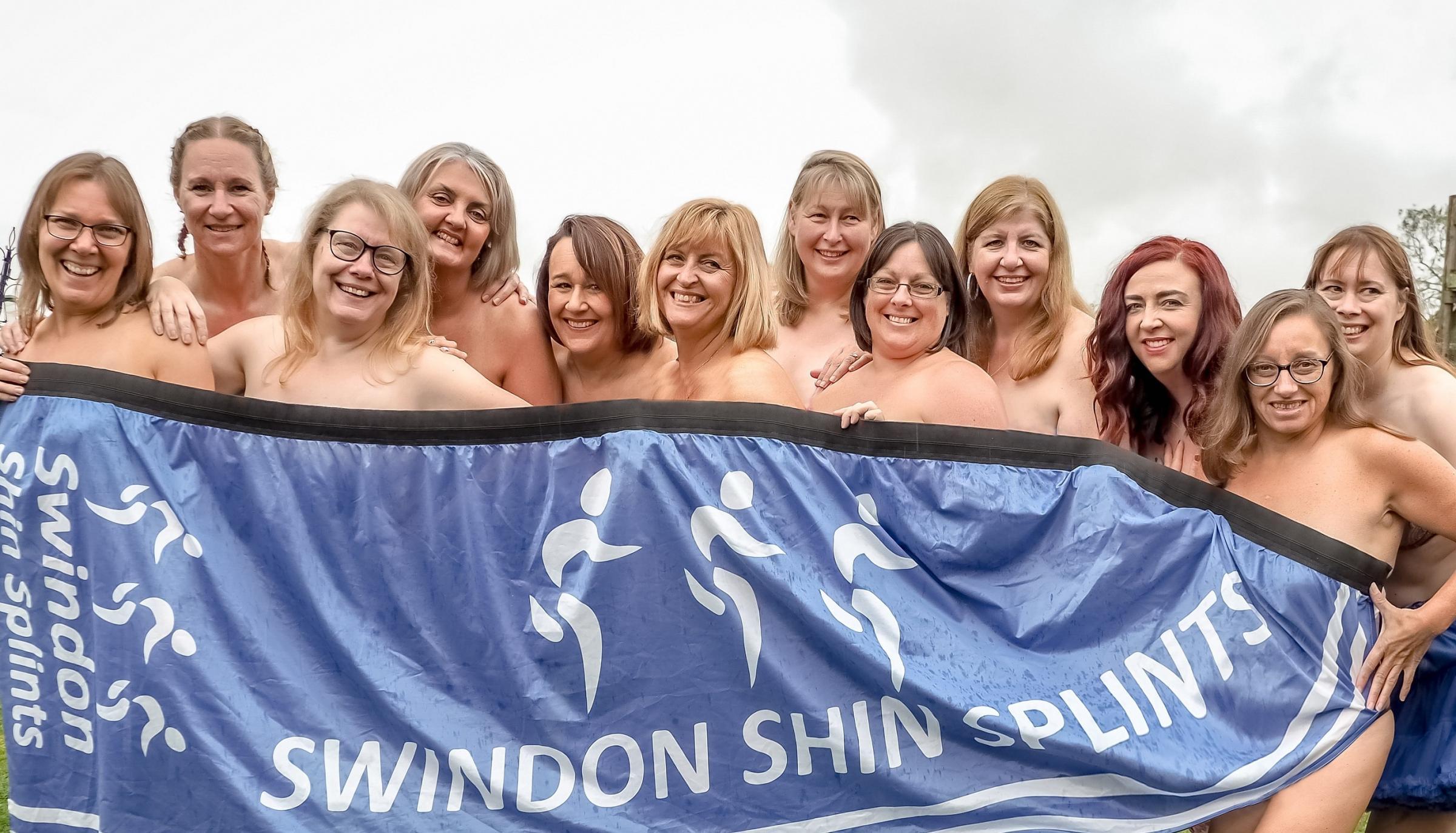 Fund raising risque nude calendars