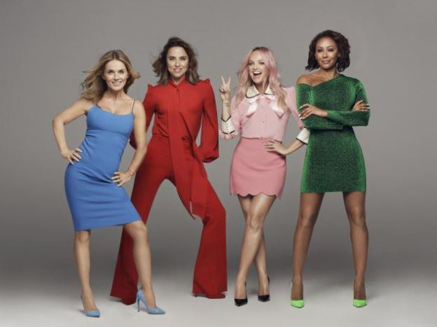The Spice Girls are looking for backing dancers
