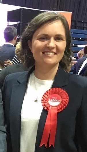 Labour Parliamentary Candidate for South Swindon Sarah Church