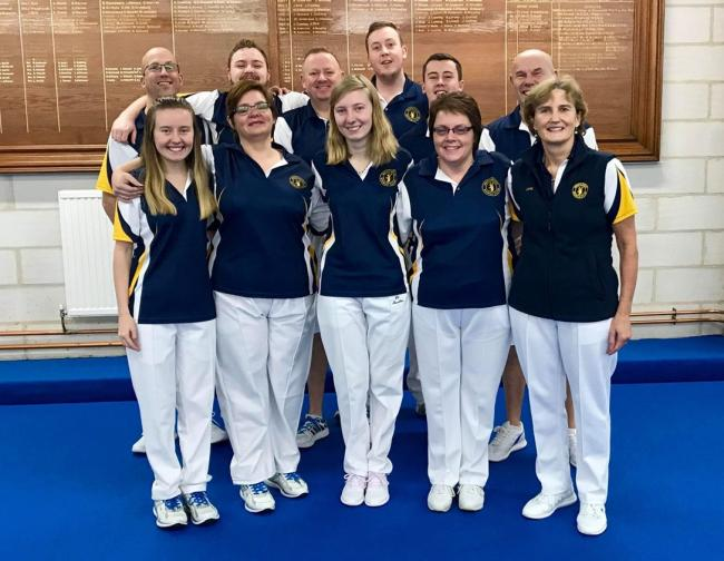 BOWLS: Top display sees Westlecot advance to national quarter finals