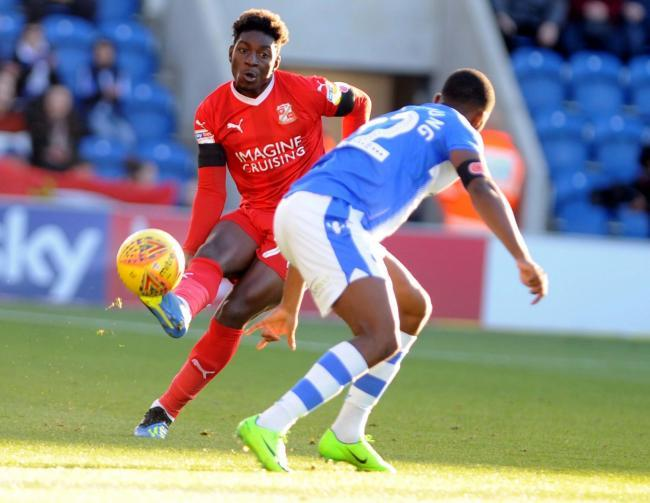McGlashan heads to Wrexham, and is unlikely to play for Swindon again
