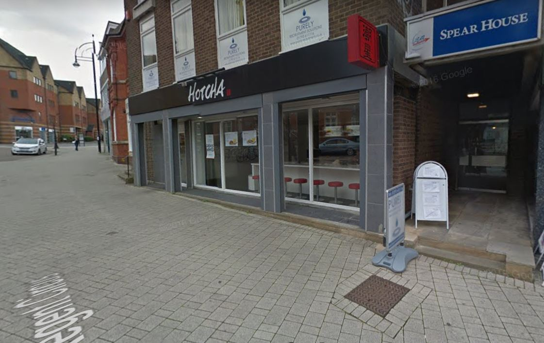 Pepe's chicken grill has got permission to replace this frontage