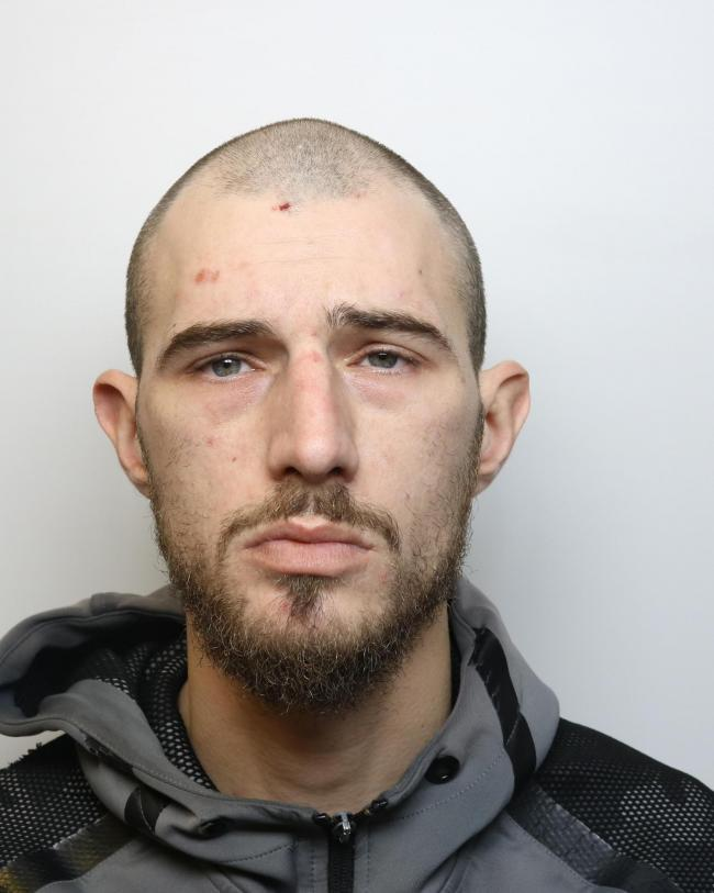 CAGED: Four Swindon men jailed by the courts this week
