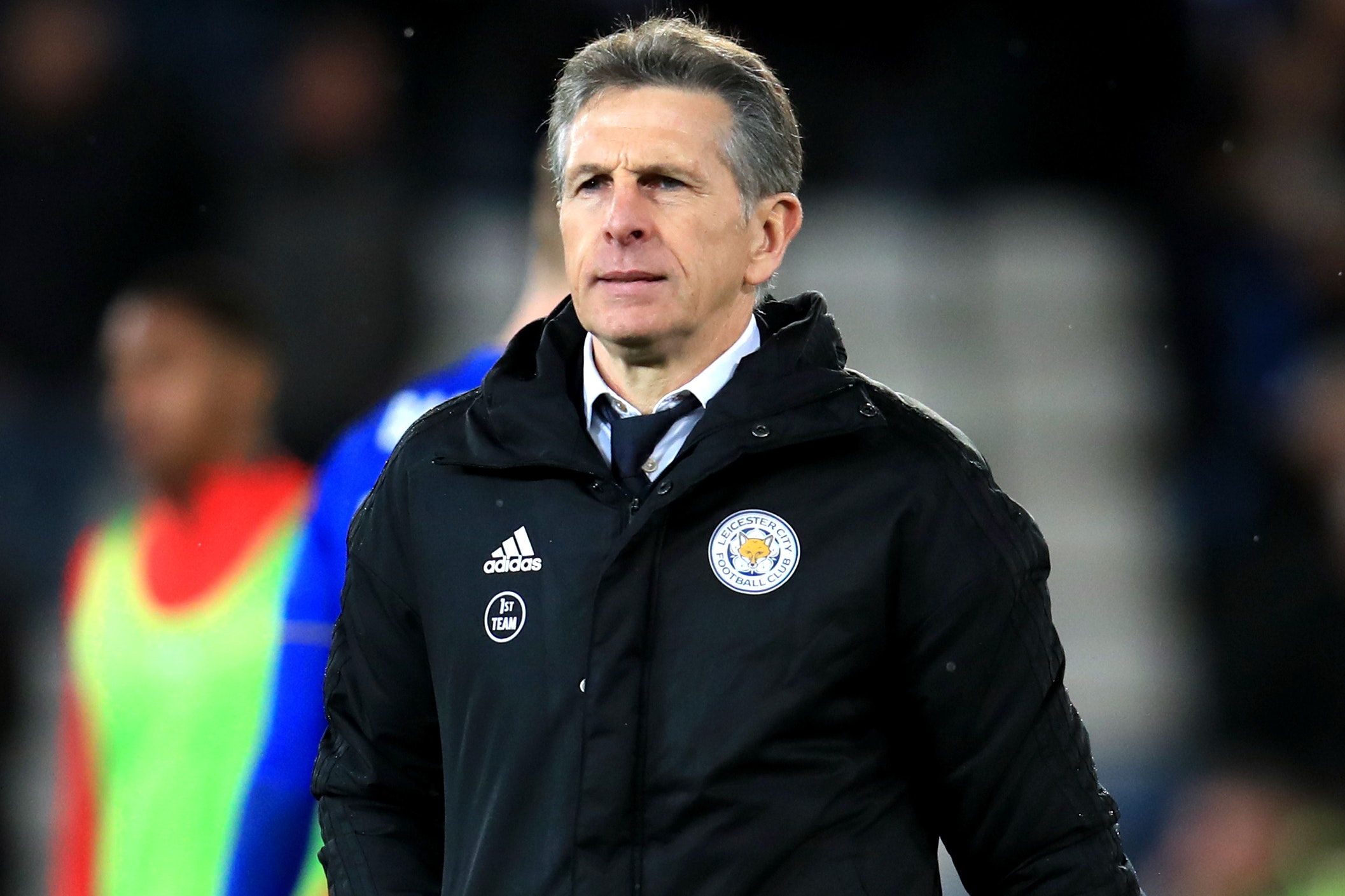 Leicester manager Claude Puel has been under fire from fans
