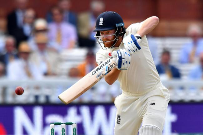 Jonny Bairstow is hoping to make the number-three spot his own