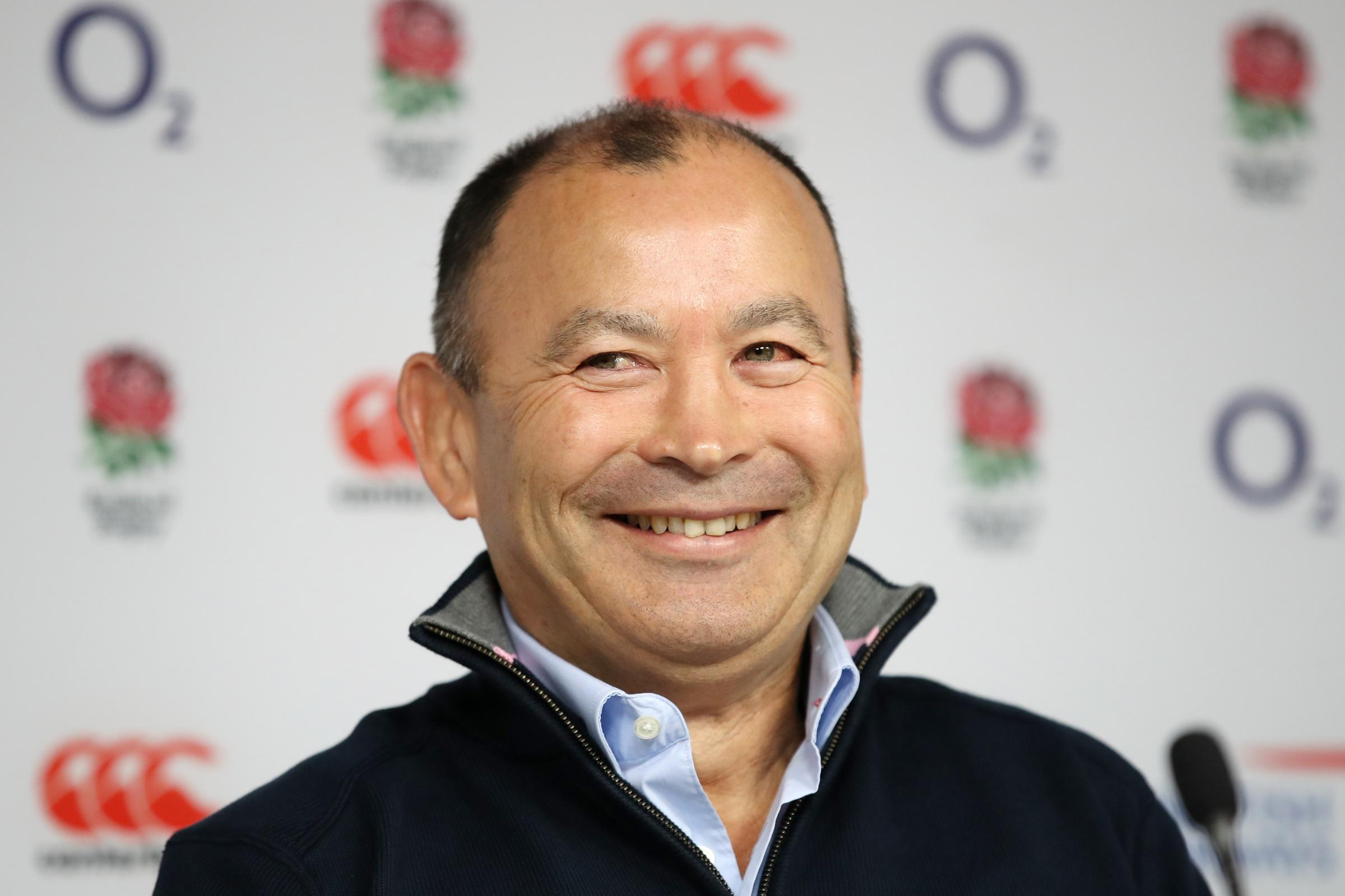 Eddie Jones believes left-field thinking could help England to success