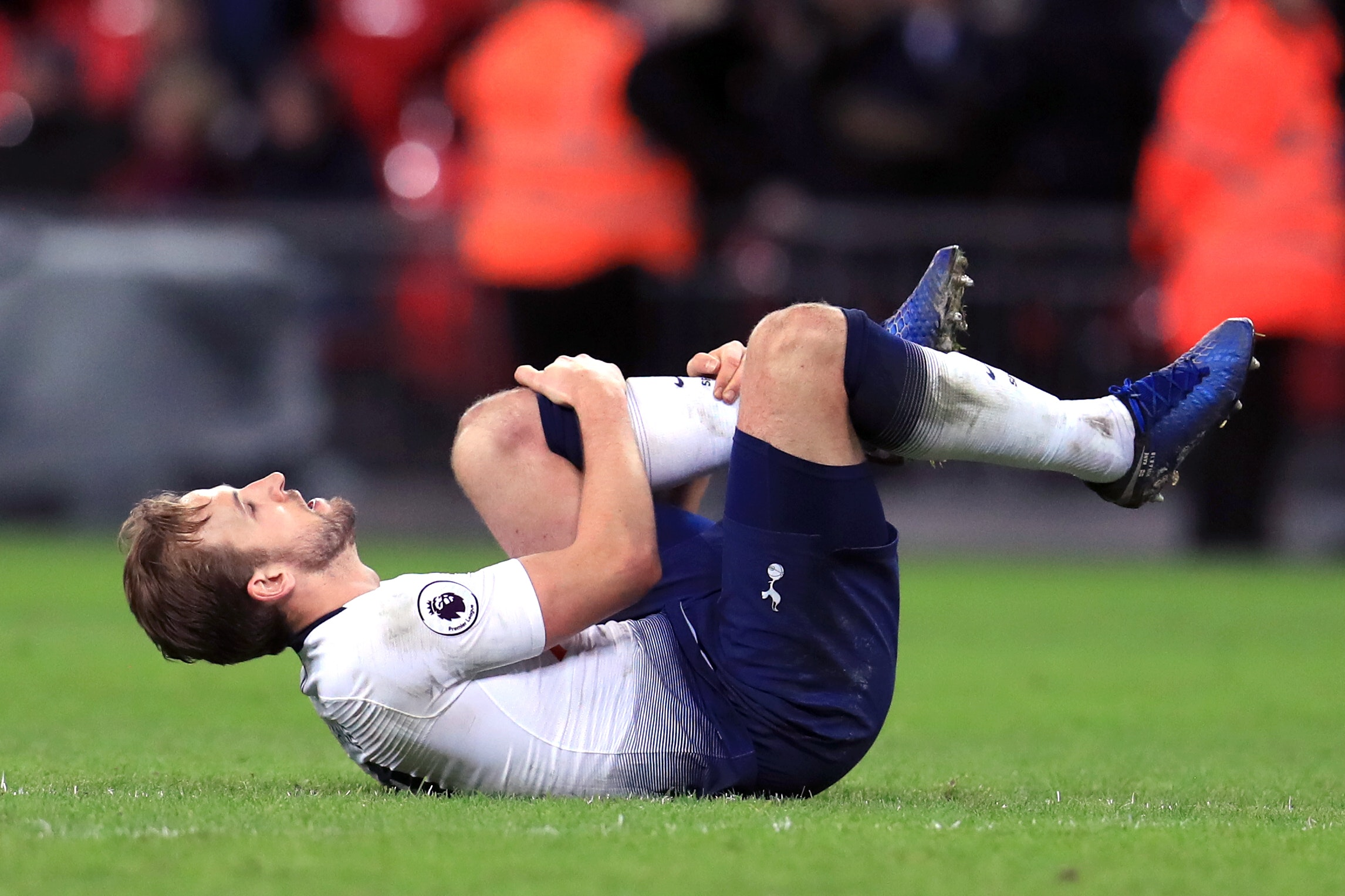 Tottenham's Harry Kane is out until March