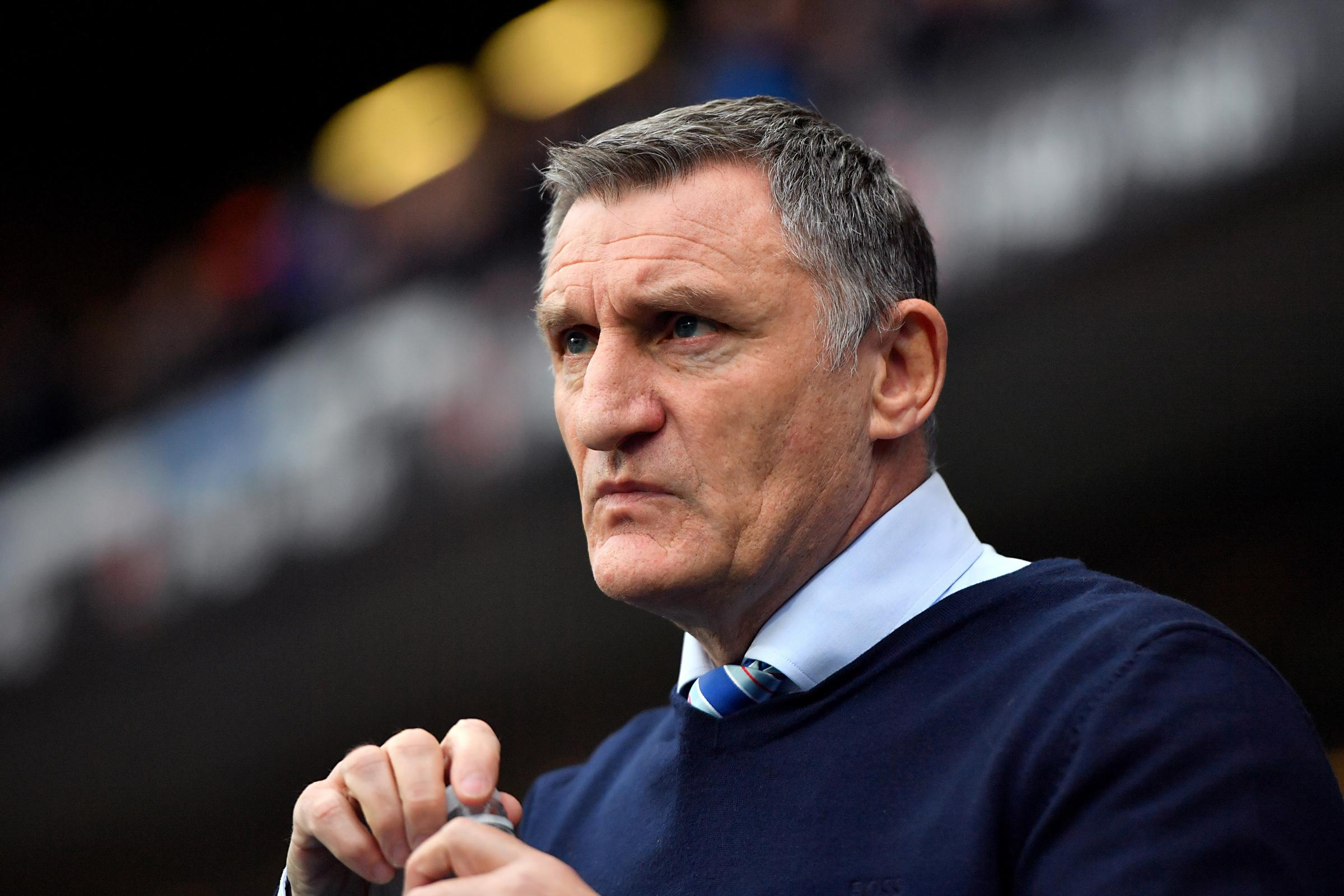 Blackburn boss Tony Mowbray can report good news on the injury front